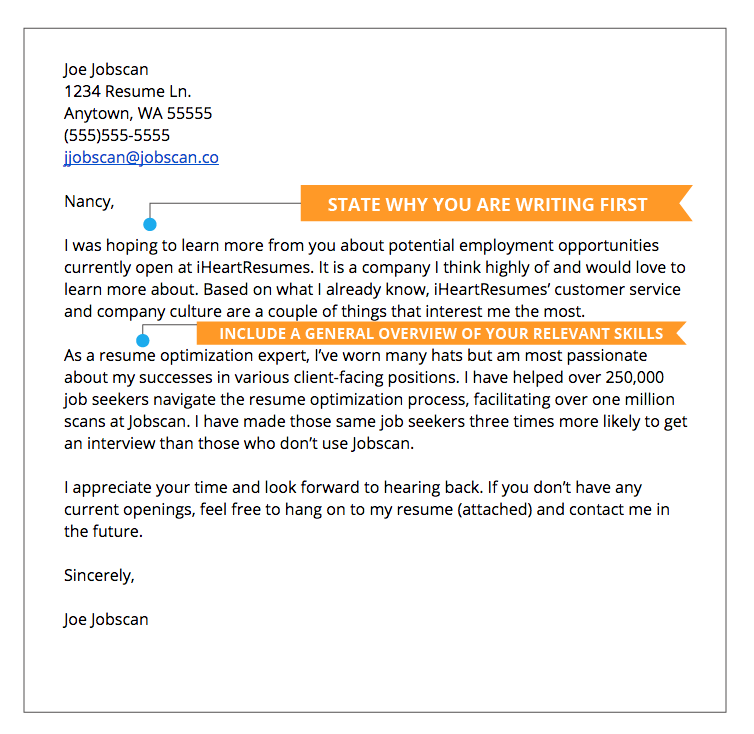 Email With Cover Letter Attached from www.jobscan.co