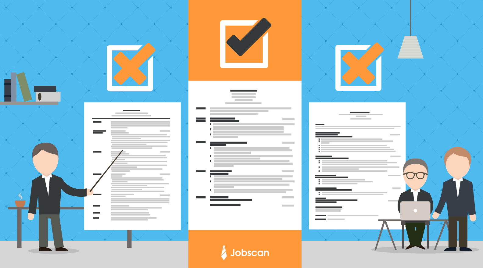 resume builders jobscan