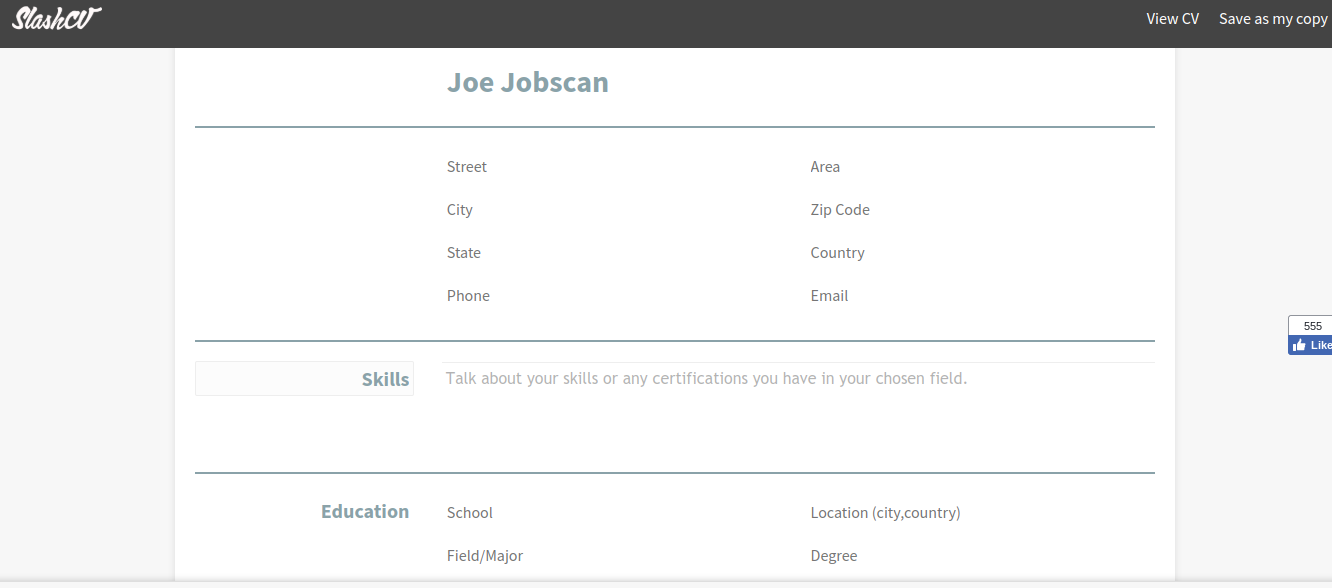 Resume Builders - Jobscan