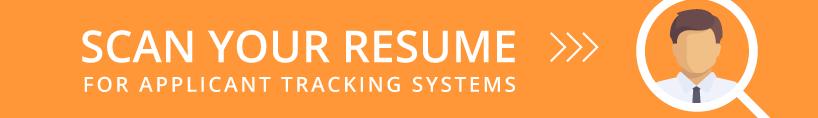 scan resume