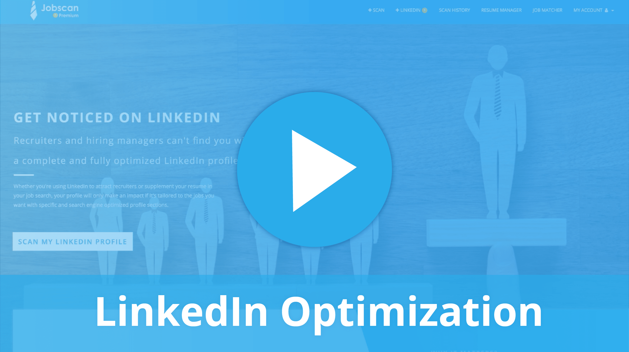 Jobscan LinkedIn Optimization Video