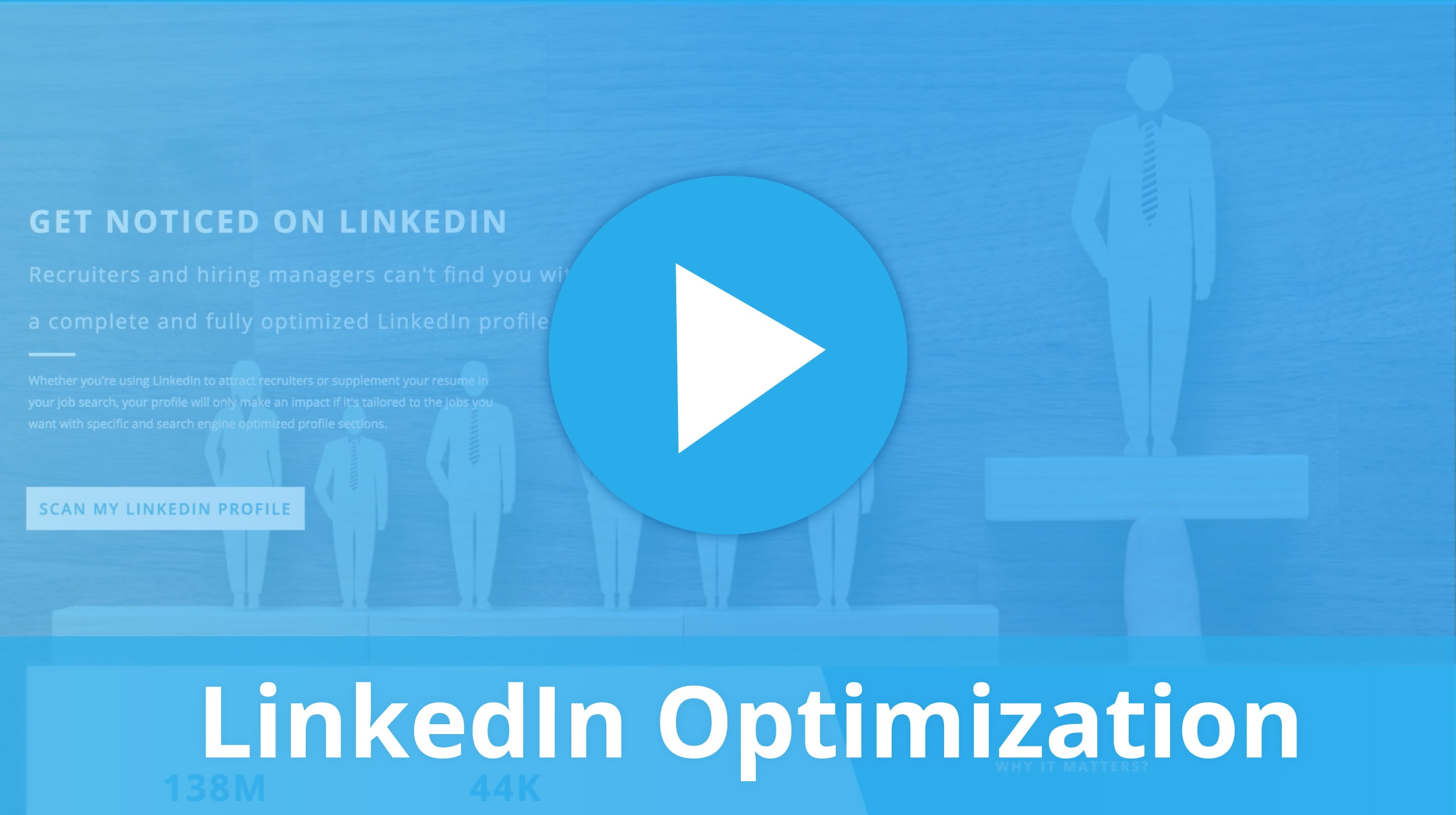 Linkedin Optimization Video